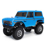 HSP RGT 136100 1/10 2.4G 4WD Racing RC Auto Off-Road Rock Crawler Klimmen Hoge Snelheid Truck Speelgoed