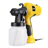 HILDA 220 V 400 W Ferramenta de Pintura De Pulverizador Elétrico Spray de Pintura com Botão de Ajuste Para Móveis DIY Carpintaria