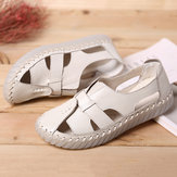 Hollow Out Breathable Soft Comfortable Sandals