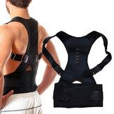 Apoio traseiro ajustável Proteção Voltar Ombro Postura Alívio da Dor Voltar Posture Corrector