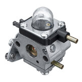 Carburador Carb Motor Kit para Zama 1U-K82 Mantis Tiller 7222 7225 SV-5C / 2 C