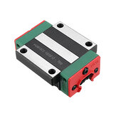 Machifit HGW15CC/20CC/25CC Linear Guide Rail Block for HGR15/20/25 CNC Parts