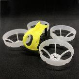 FullSpeed TinyLeader Pieza de repuesto 75mm Sin escobillas Kit de marco Whoop con toldo para RC Drone FPV Racing