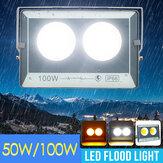 50W/100W Outdoor Lighting Waterproof Spotlight Garden Flood Light Floodlights