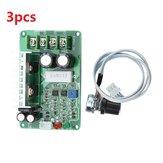 3pcs PWM DC Motor Speed Controller 12V/24V/36V 15A Controller Overload Stall Overcurrent Protection