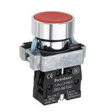 22mm直径1NO 1NCセルフロックスイッチ電源プッシュボタンスイッチ