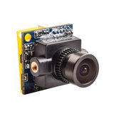 Eachine SpeedyBee SEC 1/3 CCD 600TVL 2.3mm FOV 145 Degree Mini FPV Camera com OSD para RC Drone