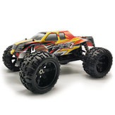 ZD Racing 9116 1/8 2.4G 4WD 80A 3670 Borstelloze RC Auto Monster Off-road Truck RTR Toy