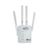 AC 1200M Dual Banda Wireless AP repetidor amplificador WiFi 2.4GHz 5GHz Roteador Extensor de alcance de sinal Extend WiFi Booster