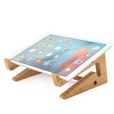 MacBookノートパソコンタブレット電話キーボードのための多機能木製の取り外し可能なデスクトップStand Holder
