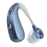 Rechargeable Hearing Aids Hearing Amplifier Noise Reduction Adaptive Feedback Cancellation