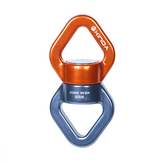 XINDA XDQ9602 Rock Climbing Universal Wheel Fixing Device Connector Anti Knotted Rotary Runner