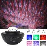 LED Galaxy Starry Night Light Projector Light Ocean Star Sky Lamp Party Decor