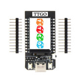 2pcs TTGO T-Display ESP32 CP2104 WiFi Module Bluetooth 1,14 pouces LCD Carte de développement LILYGO pour Arduino - produits compatibles avec les cartes officielles Arduino
