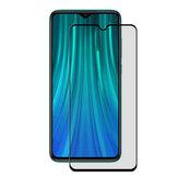 ENKAY 9H 6D Anti-explosion Anti-peeping Hot Blending Full Coverage Tempered Glass Screen Protector for Xiaomi Redmi Note 8 Pro Non-original