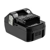 18V Li-Ion Replacement Battery 6000mAh Rechargeable Power Tool Battery For HITACHI BSL1860 Cordless Power Tools