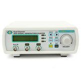 MDS-3200A DDS nc ola generador de señal de medidor de frecuencia de canal doble función TTL