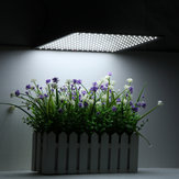 225LED Grow Light White Lampe Ultradünne Platte Hydroponik Zimmerpflanze Gemüse Blume AC85-265V