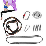 Flying-Aerial Yoga Hammock Accessories Fixed Disk / No. 8 lock / Titanium Alloy Lock / Extension Strap / Connecting Rope