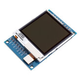 3Pcs 1.6 Inch Transflective TFT LCD Display Module 130X130 Sunlight Visible SPI Serial Port 3.3V 5V for Arduino