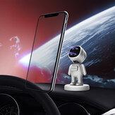 Bakeey Universal Strong Magnetic Support de téléphone de voiture Support Astronaut Magnetic GPS Support de téléphone portable Accessoires intérieurs de voiture pour Samsung Galaxy Note 20 Ultra Pour iPhone 12 Pour tous les SmartPhone