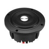 WEAH-450A 2 Pic 6 Inch In-Ceiling In-Wall Round Speakers Audio Stereo Sound Subwoofer for Home Surround System