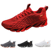 Men's Breathable Mesh Running Shoes Summer Sport Sneakers Casual Walking Shoes For Outdoor Sport Cycling