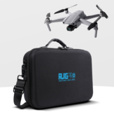 RUIGPRO Waterproof  Portable Shoulder Bag Storage Bag for DJI Mavic Air 2 RC Quadcopter
