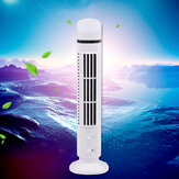 Bakeey Mini Desktop Vertical Bladeless Fan USB Portable Air Cooler Fan Personal Air Cooling Fans Håndholdt Tower Air Conditioner