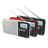 Tecsun A5 Wireless bluetooth Speaker Old Man Card Radio Recording FM Broadcasting Semiconductor Jukebox Small Stereo