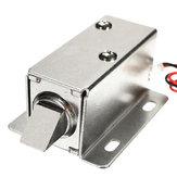 24V DC 0,8A Zespół zamka elektrycznego Elektromagnetyczny zamek szuflady drzwi szafy