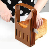 Brood Cut Loaf Toast Slicer Cutter Slicing Guide Bakken Brood Splitter Toast Slicing Tool voor thuis bakken