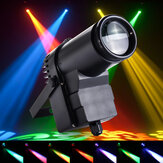 30W RGBW LED DMX512 Stage Light Pinspot Beam Spotlight 6CH dla DJ DISCO Party KTV