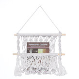 Boheemian Macrame Woven Wall Hanging Tapest Home Art Decoration