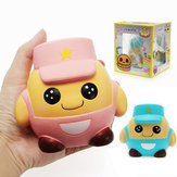 Xinda Squishy Car Racer 12cm Soft Slow Rising avec emballage Collection Gift Decor Toy