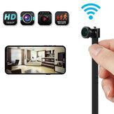 4K 1080P WiFi IP Camera Module Motion DV P2P Câmera Video Recorder Filmadora Controle Remoto TF escondido para câmera de segurança doméstica