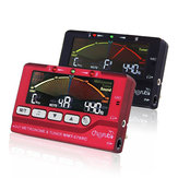 Cherub WMT-578RC LCD/LED Display Metronome Tuner for Wind Instrument Color Random
