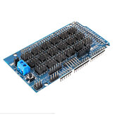 MEGA Sensor Shield V2.0 Expansion Board For ATMEGA 2560 R3 Geekcreit for Arduino - products that work with official Arduino boards
