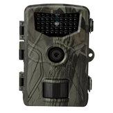 HC804A 16MP 1080P HD IR Night Vision IP65 Tahan Air Berburu Jejak Kamera Gerak Diaktifkan Satwa Liar Pramuka Luar Ruangan Trail Pemicu Kamera