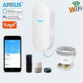 ANGUS SW100 Tuya Wifi сигнализация утечки воды датчик погружения в воду умный дом сигнализация переполнение система безопасности