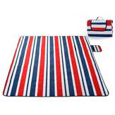 150x200cmOutdoorPortablePicknickMatte Wasserdichte Camping Reise Strand Pad Matratze