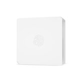 3 pezzi SONOFF SNZB-01 - ZB Wireless Switch Mini Size Link ZB Bridge con dispositivi WiFi renderli più intelligenti tramite l'APP eWeLink IFTTT