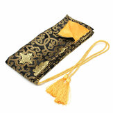 Katana Cutter Silk Borsa Carring Case Japanese Samurai Cutter Long Size Carring Borsas