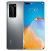 HUAWEI P40 Pro Global Version 6.58 pulgadas 50MP Cuad Trasera Cámara 8GB 256GB WiFi 6 NFC Kirin 990 5G Octa Core Smartphone