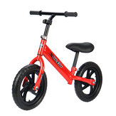 Kids Balance Bike No Pedal Sport Training Bicycle Push Balance Walker W/ Height Adjustable Seat for Toddler & Children Ages 2 to 7 Years