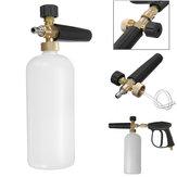 Foam Lance Snow Press Gun & Bottle Foamer Was Quick Adapter Jet