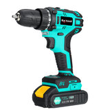Raitool 88VF LED Brushless Electric Drill 23 Torque Cordless Rechargeable Power Drill W/ 1 or 2 Battery