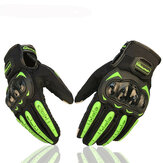 Riding Tribe Motorrad-Motocross-Handschuhe Touchscreen Antikollision Anti-Rutsch-Vollfinger