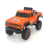 SG 1802 1/18 2.4G 4WD RTR Rock Crawler Truck RC PKW Modell Offroad Klettern Kinderspielzeug