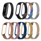 Bakeey Full Steel Milan Colorful Watch Band for Xiaomi Mi Band 3 Smart Watch